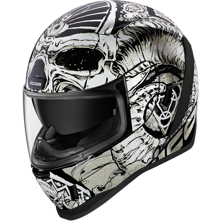 CASCO ICON AIRFORM SACROSNCT BLANCO