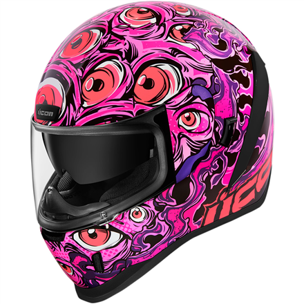 CASCO ICON AIRFORM ILLUMINAT ROSA