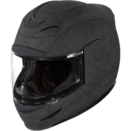CASCO ICON AIRMADA CHANTILLY NEGRO