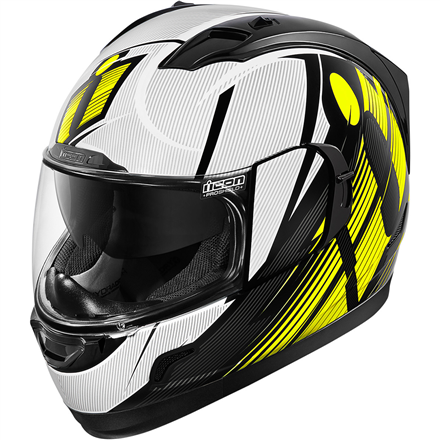 CASCO ICON ALLIANCE GT PRIMARY ALTA VISIBILIDAD