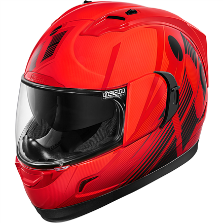 CASCO ICON ALLIANCE GT PRIMARY ROJO