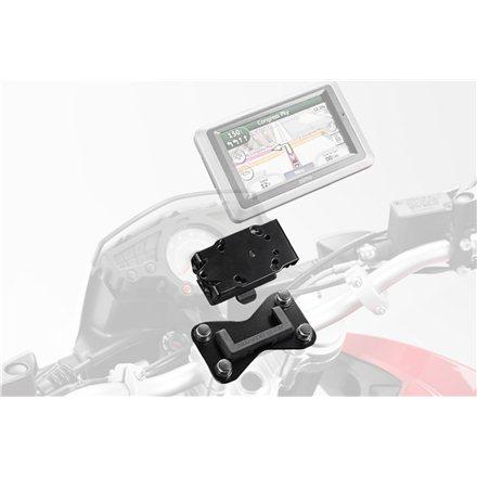 HONDA XL 1000 V VARADERO 2010 - 2011 SOPORTE DE GPS QUICK-LOCK