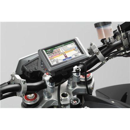 KAWASAKI W800 CAFE 2018 -  SOPORTE DE GPS QUICK-LOCK
