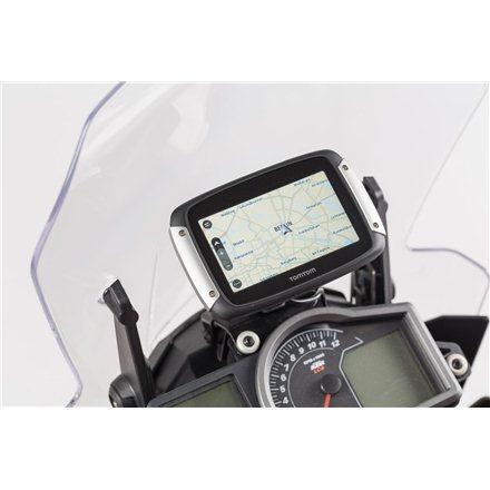 KTM 1190 ADVENTURE / R 2013 -  SOPORTE DE GPS QUICK-LOCK