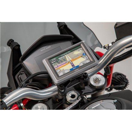 MOTO-GUZZI V85 TT 2019 -  SOPORTE DE GPS QUICK-LOCK