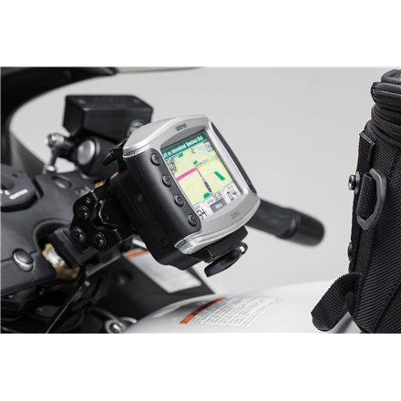 SUZUKI GSX 1300 R HAYABUSA 2008 - 2012 SOPORTE DE GPS QUICK-LOCK