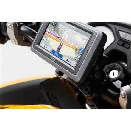 SUZUKI GSF 650 BANDIT 2007 - 2008 SOPORTE DE GPS QUICK-LOCK