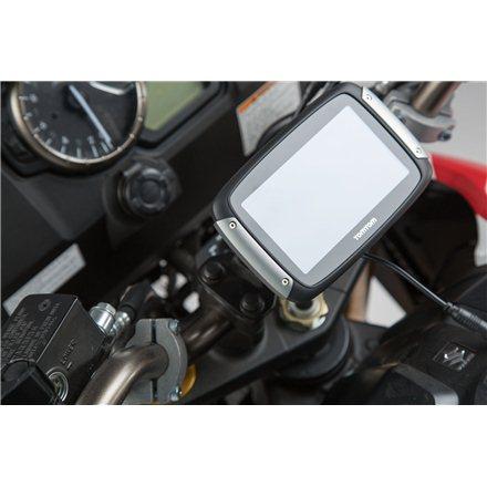SUZUKI V-STROM 650 / XT 2017 -  SOPORTE DE GPS QUICK-LOCK