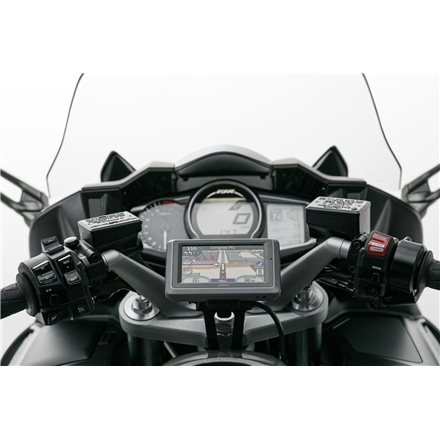 YAMAHA FJR 1300 2006 - 2012 SOPORTE DE GPS QUICK-LOCK