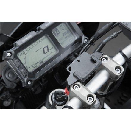 YAMAHA MT-09 TRACER / TRACER 900 2018 -  SOPORTE DE GPS QUICK-LOCK