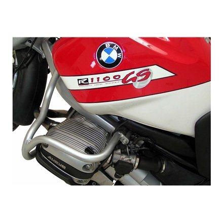 BMW R 1100 GS 1994 - 1999 PROTECCIONES DE MOTOR PLATEADO