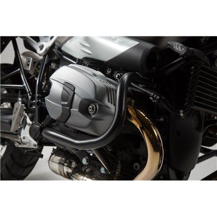 BMW R NINET 2014 - 2016 PROTECCIONES DE MOTOR NEGRO