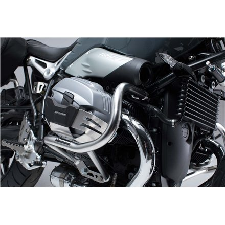 BMW R NINET RACER 2016 -  PROTECCIONES DE MOTOR PLATEADO