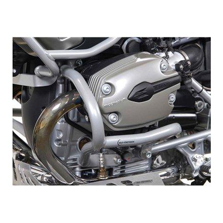 BMW R 1200 GS 2004 - 2012 PROTECCIONES DE MOTOR PLATEADO