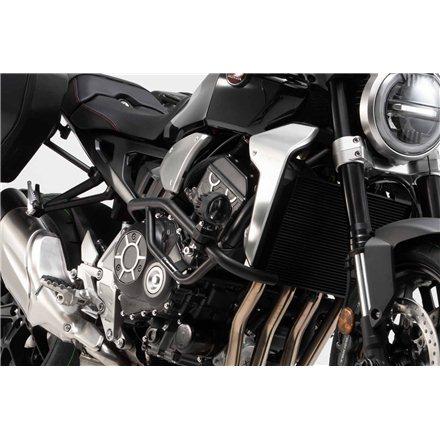 HONDA CB 1000 R 2018 -  PROTECCIONES DE MOTOR NEGRO