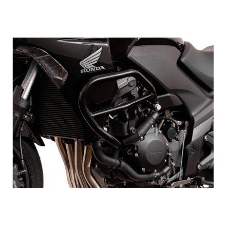 HONDA CBF 1000 F 2009 - 2011 PROTECCIONES DE MOTOR NEGRO
