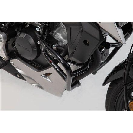 HONDA CB 125 R 2018 -  PROTECCIONES DE MOTOR NEGRO