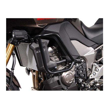 KAWASAKI VERSYS 1000 2012 - 2014 PROTECCIONES DE MOTOR NEGRO