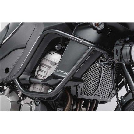 KAWASAKI VERSYS 1000 2015 - 2018 PROTECCIONES DE MOTOR NEGRO