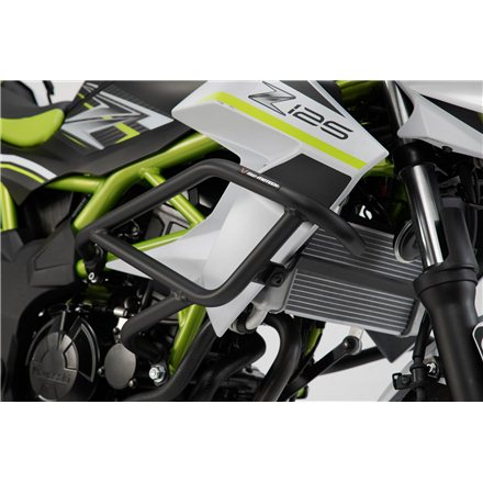KAWASAKI Z 125 2018 -  PROTECCIONES DE MOTOR NEGRO