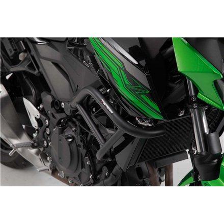 KAWASAKI Z 400 2018 -  PROTECCIONES DE MOTOR NEGRO