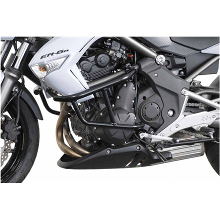 KAWASAKI ER-6N 2009 - 2011 PROTECCIONES DE MOTOR NEGRO