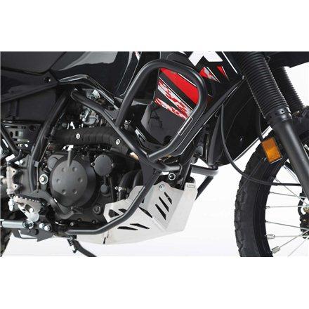 KAWASAKI KLR 650 2008 -  PROTECCIONES DE MOTOR NEGRO