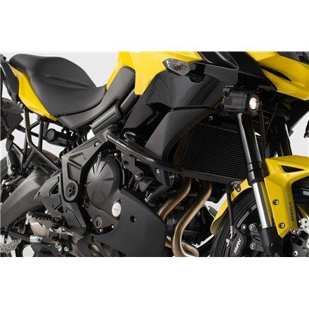 KAWASAKI VERSYS 650 2015 -  PROTECCIONES DE MOTOR NEGRO