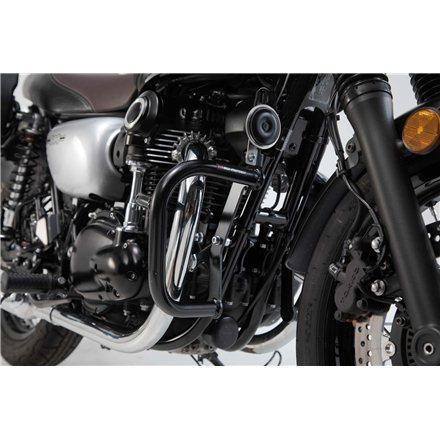 KAWASAKI W800 CAFE 2018 -  PROTECCIONES DE MOTOR NEGRO