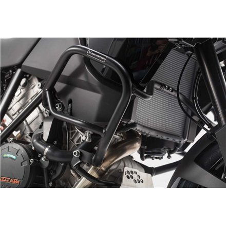 KTM 1190 ADVENTURE / R 2013 -  PROTECCIONES DE MOTOR NEGRO