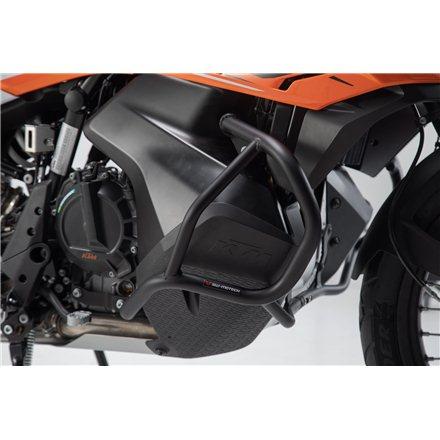KTM 790 ADVENTURE R 2019 -  PROTECCIONES DE MOTOR NEGRO