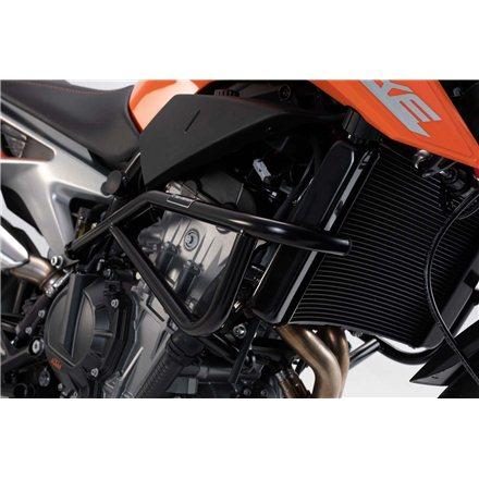 KTM 790 DUKE 2018 -  PROTECCIONES DE MOTOR NEGRO