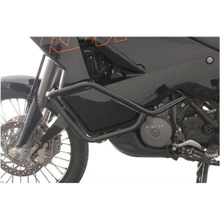 KTM 990 ADVENTURE 2006 - 2011 PROTECCIONES DE MOTOR NEGRO