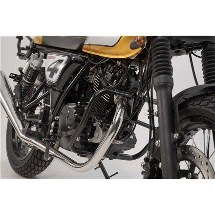 MASH BLACK SEVEN / BROWN EDITION 125 2016 -  PROTECCIONES DE MOTOR NEGRO