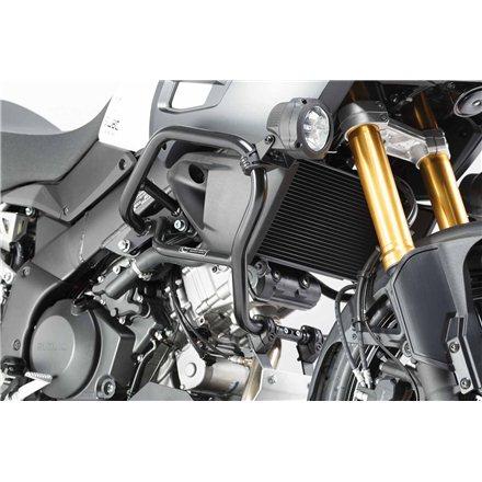 SUZUKI V-STROM 1000 / XT 2014 - 2016 PROTECCIONES DE MOTOR NEGRO