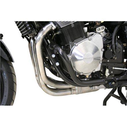SUZUKI GSF 1200 BANDIT 2005 - 2006 PROTECCIONES DE MOTOR NEGRO