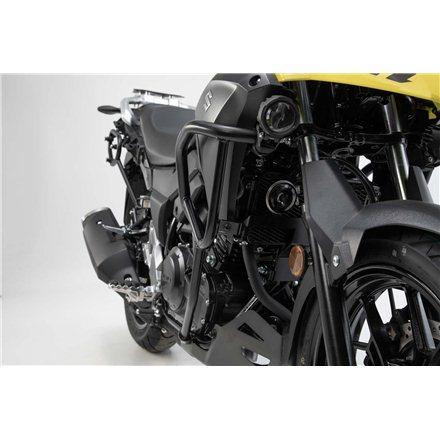 SUZUKI V-STROM 250 2018 -  PROTECCIONES DE MOTOR NEGRO