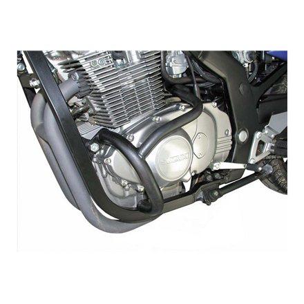 SUZUKI GS 500 E 2003 - 2006 PROTECCIONES DE MOTOR NEGRO