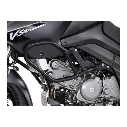 SUZUKI DL 650 V-STROM 2004 - 2010 PROTECCIONES DE MOTOR NEGRO