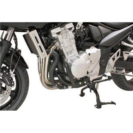 SUZUKI GSF 650 BANDIT 2007 - 2008 PROTECCIONES DE MOTOR NEGRO