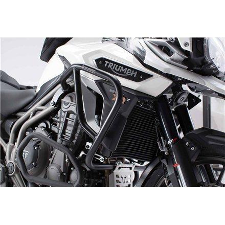 TRIUMPH TIGER 1200 XR / XRT / XRX 2018 -  PROTECCIONES DE MOTOR NEGRO