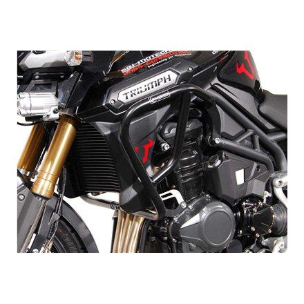 TRIUMPH TIGER EXPLORER XC 2011 - 2015 PROTECCIONES DE MOTOR NEGRO