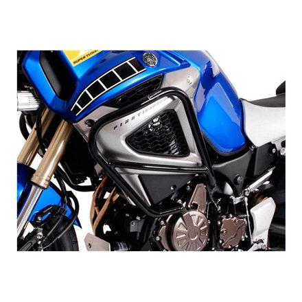 YAMAHA XT1200Z / ZE SUPER TENERE 2010 - 2013 PROTECCIONES DE MOTOR NEGRO