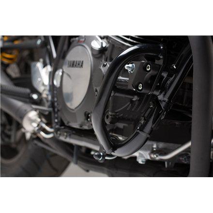 YAMAHA XJR 1300 2006 - 2014 PROTECCIONES DE MOTOR NEGRO