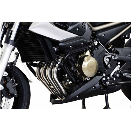 YAMAHA XJ 6 2008 - 2012 PROTECCIONES DE MOTOR NEGRO