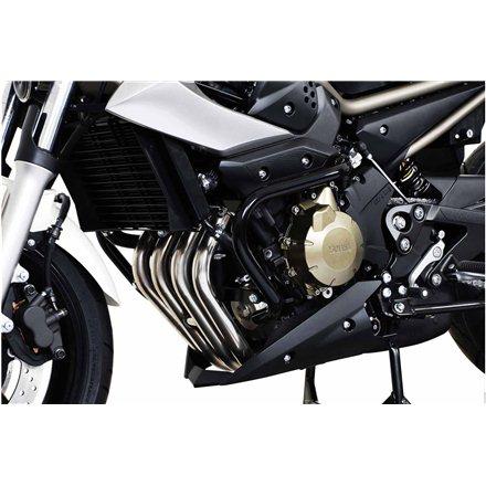 YAMAHA XJ 6 DIVERSION 2008 -  PROTECCIONES DE MOTOR NEGRO