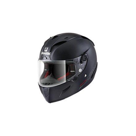 RACE-R PRO BLANK Mat Black Mat