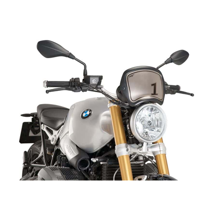 BMW R NINE T 14' - 20' PLACA FRONTAL ABS