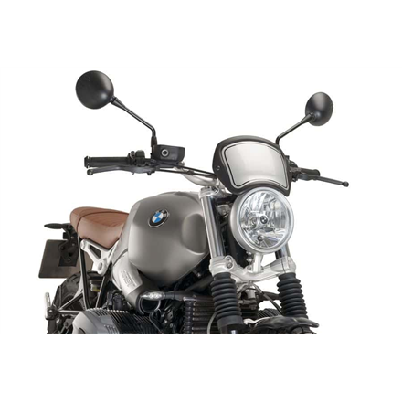 BMW R NINE T SCRAMBLER 16' - 20' PLACA FRONTAL ABS