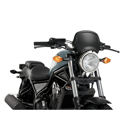 HONDA CMX 500 REBEL 17' - 20' PLACA FRONTAL ABS